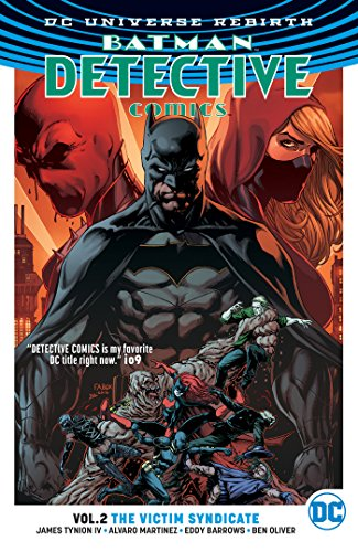 Batman - Detective Comics (2016-) Vol. 2: The Victim Syndicate (English Edition)