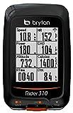 immagine prodotto Bryton Rider 310T GPS con Cadenza e Fascia Cardio, Nero