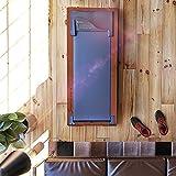 DESKFIT DFT200 Laufband für / unter Schreibtisch - fit und gesund im Büro & zu Hause. Bewegen und ergonomisches Arbeiten, keine Rückenschmerzen - mit praktischer Tablet-Halterung, Fernbedienung und App (Dunkelbraun) - 8