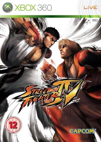 Capcom Street Fighter 4, Xbox 360 - Juego (Xbox 360, Xbox 360, Lucha, T (Teen))