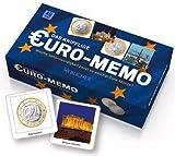 Das knifflige Euro Memospiel: welche Sehenswürdigkeit passt in diesem Europa Memory zu welcher Euromünze - ein unterhaltsames Rätsel- und Gedächtnisspiel für Jung und Alt