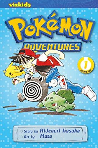 Pokemon adventures. 01