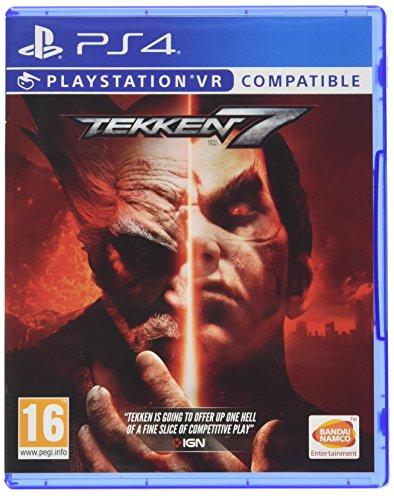 Tekken 7 - PlayStation 4 [Edizione: Regno Unito]