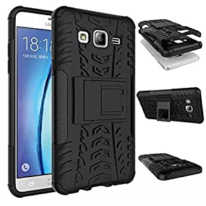 Mercator Premium Kick Stand Back Cover for Samsung Galaxy A5