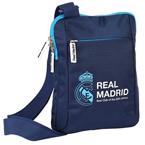 Real Madrid sacoche sac à bandoulière nouveauté Champions Club Football (RM-92)