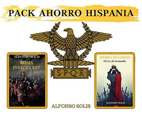 PACK HISPANIA: ROMA INVICTA EST y TIERRA DE GODOS eBook: Solís ...
