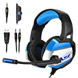 AxCella Micro Casque Gaming PS4, PC Headset, Casque - Best Reviews Guide