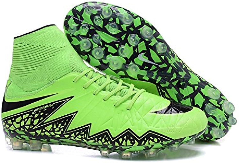 Frank Soccer Phantom de bottes pour hommes Chaussures de Football Hypervenom Phantom Soccer II AG f00044
