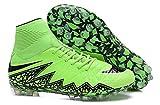 FRANK Fußball, Herren Stiefel Schuhe HYPERVENOM PHANTOM II AG Fußball, Herren, grün, 43