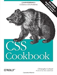 CSS Cookbook, 3rd Edition (Animal Guide) by Christopher Schmitt (2010-01-03)