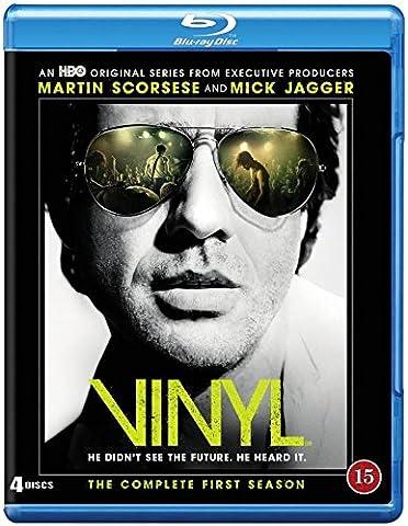 Vinyl - Season / Series 1 Blu-Ray - Region 2/B (Europe / UK)