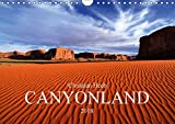 CANYONLAND USA Christian Heeb (Wandkalender 2018 DIN A4 quer): Four Corners Area, USA (Monatskalender, 14 Seiten )