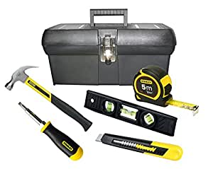 Boite à outils STANLEY 40CM + 5 Outils - STST6-97926