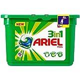 Ariel 3in1 Pods régulières - 19 lavages (19) - Paquet de 2