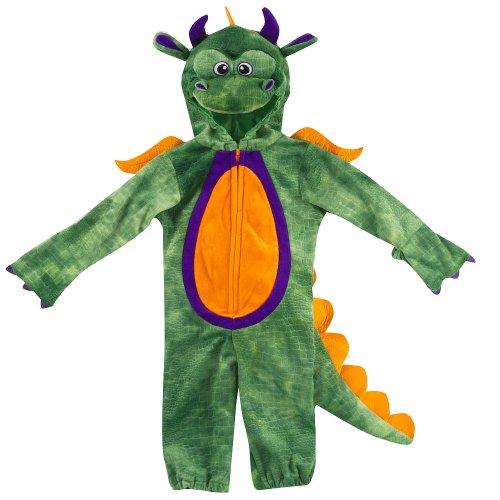 Koala Baby Fasching Halloween Karneval Kostüm Dino Dragon Drache (74) (Kids Halloween-kostüm Drache)