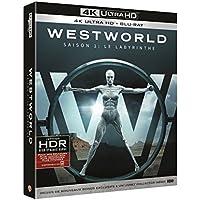 WestWorld - Saison 1 - Edition limitée 4K - Blu-Ray - HBO