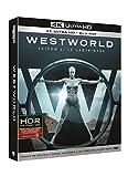 WestWorld - Saison 1 - Edition limitée 4K - Blu-Ray - HBO [4K Ultra HD + Blu-ray]