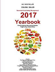 Essential Food Safety Management 2017 Year Book: One day to a page Food Business