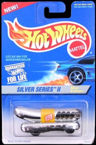 silver-series-2-4-oscar-mayer-wienermobile-mint-423-by-hot-wheels