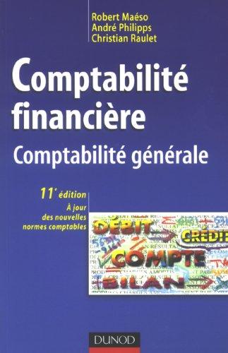 Comptabilité financière : Comptabilité générale