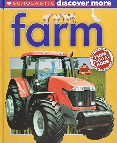 Farm (Scholastic Discover More. Emergent Reader)