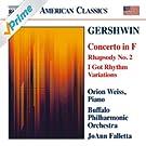 Gershwin: Piano Concerto - Second Rhapsody - I Got Rhythm Variations