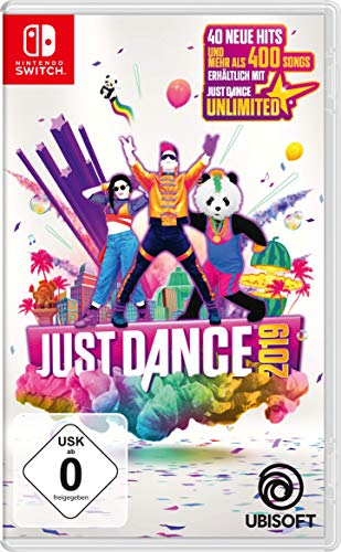 Just Dance 2019 - [Nintendo