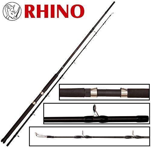 Rhino Trolling Xtra Bootsrute, Standart, One Size Preisvergleich