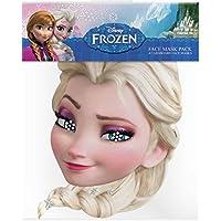 Official Disney Elsa from Frozen Card Face Mask