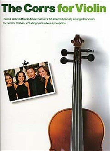 Preisvergleich Produktbild The Corrs For Violin. Für Violine