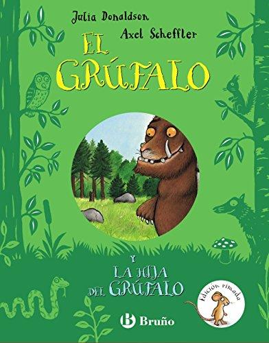 El grúfalo y La hija del grúfalo. Edición rimada (Castellano - A Partir De 3 Años - Personajes - El Grúfalo)
