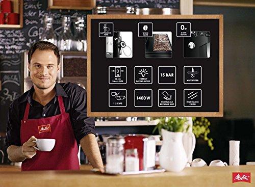 Melitta Caffeo Solo & Perfect Milk E957-101 - Expresso & Cappuccino