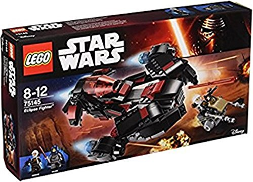 LEGO Star Wars 75145 - Eclipse Fighter (Kunststoff-modell-kits Flugzeuge)