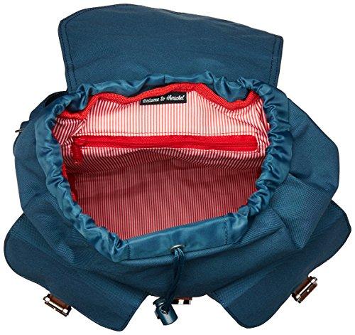 Herschel Supply Company Dawson Casual Tagesrucksack türkis, aquamarine