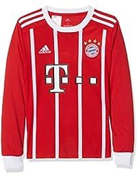adidas FCB H JSY Yl Camiseta de equipación-Línea FC Bayern de Munich 8f056e553a1