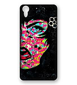 Happoz Angry woman Oneplus X accessories Mobile Phone Back Panel Printed Fancy Pouches Accessories Z345