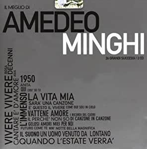 Il Meglio di Amedeo Minghi