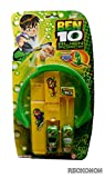 Reckonon Ben ten Play set for Kids including Small cars with Yellow & Green colour
