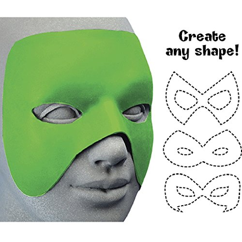Green (Superheld Halloween Schablonen)