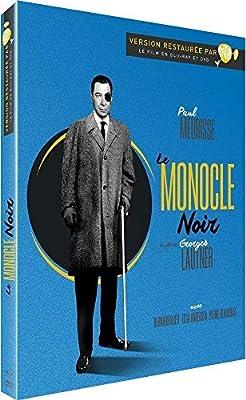 Das schwarze Monokel / The Black Monocle ( Le monocle noir ) (Blu-Ray & DVD Combo) [ Französische Import ] (Blu-Ray)