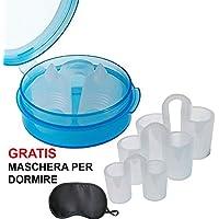 snorex-vent Dilatador Nasal en Caja de 4 Unidades Especial antironquido para Dormir Mejor y Aumentar Rendimiento Fisico