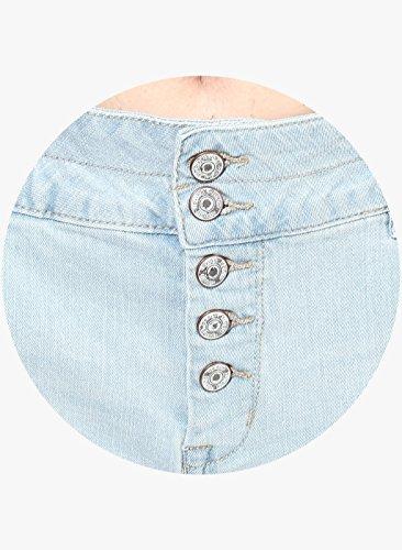 Max LW Antifit Vero Moda Jeans, Damen, Pants Light Blue