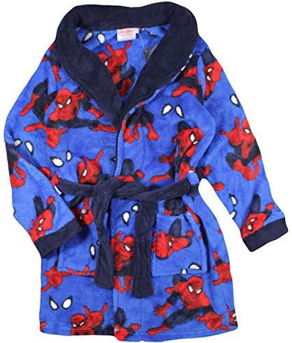 Marvel Spiderman - Traje Forro Polar niño Azul Azul