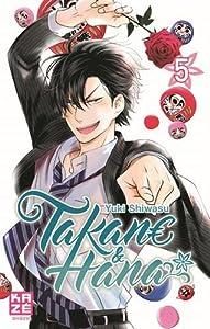"Afficher ""Takane & hana n° 5<br /> Takane & hana t5"""