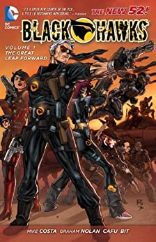 Blackhawks Vol. 1: The Great Leap Forward (The New 52) par [COSTA, MIKE]