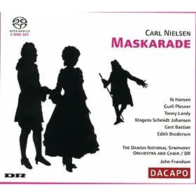 Maskarade (Masquerade), FS 39: Act III: Kehraus! Kehraus! (Chorus, Henrik, All)