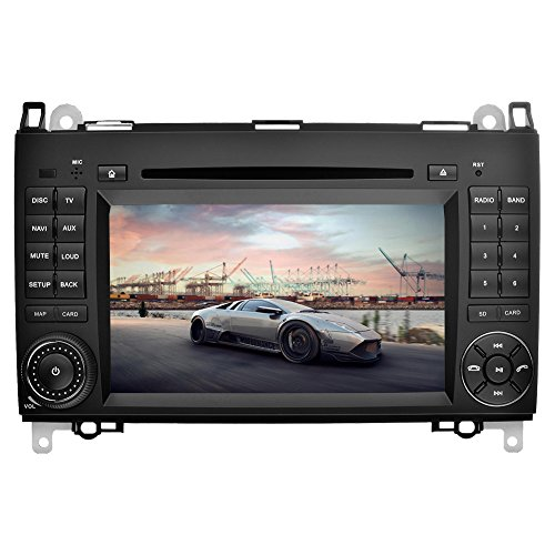 YINUO 7 inch Android 5.1.1 Lollipop Quad Core Car Stereo for sale  Delivered anywhere in UK