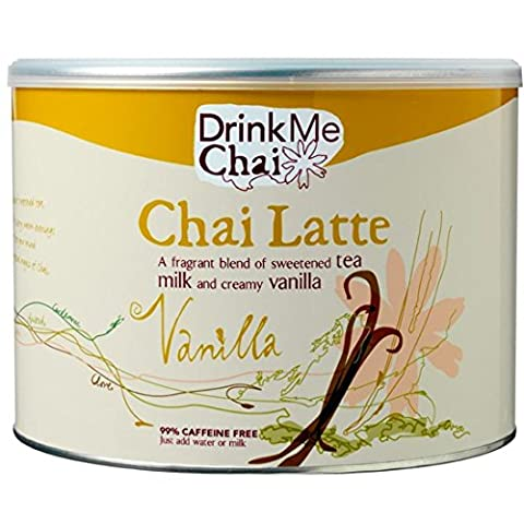 Drink Me Chai | Vanilla Spiced Chai Latte | 2 x 1kg