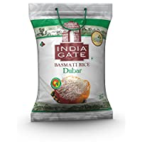 India Gate Basmati Rice Dubar, 5 Kg