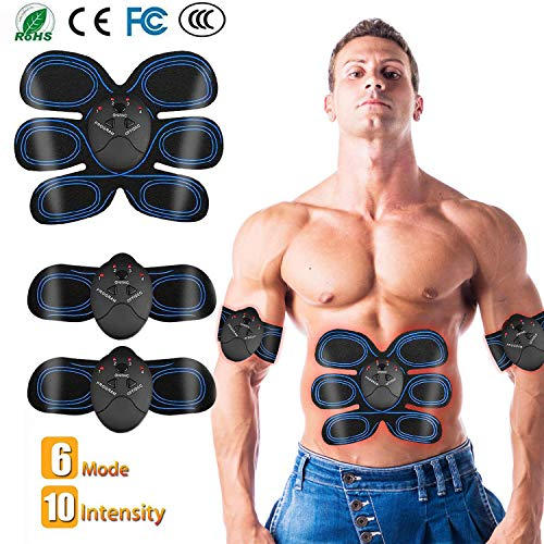 CHANDA ABS Trainer Muscle Toner,...